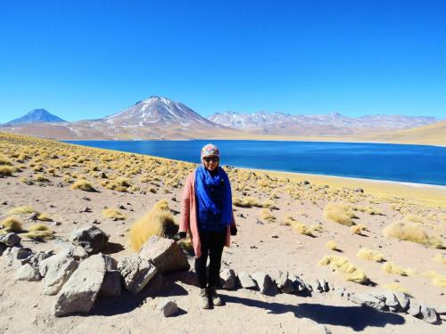Lost in the mountains of Chile - Atacama