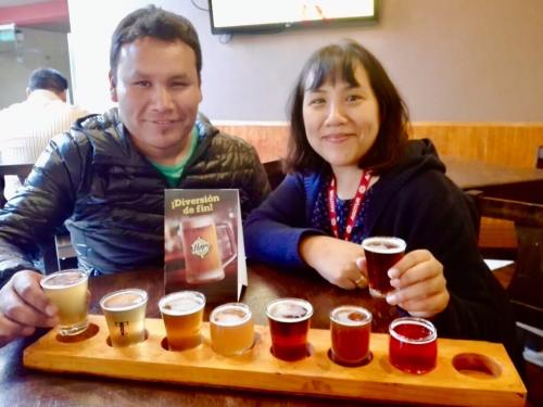Craft Beer Tour of Lima